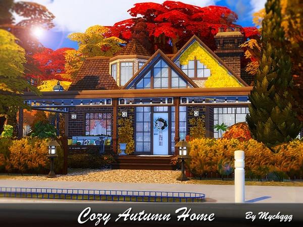 Mychqqq S Cozy Autumn Home
