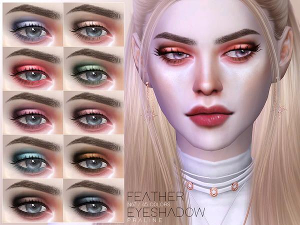 Feather Eyeshadow N67