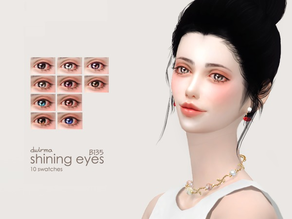 Shining Eyes B135