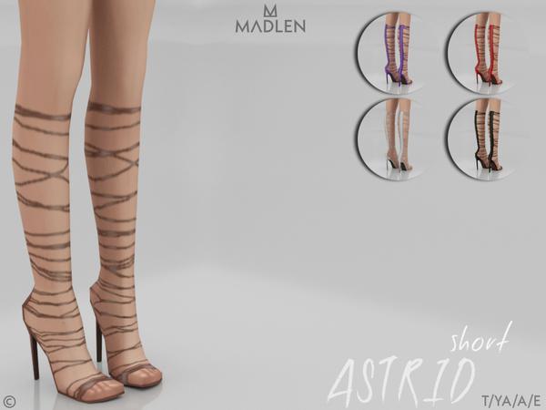 Madlen Astrid Shoes N2