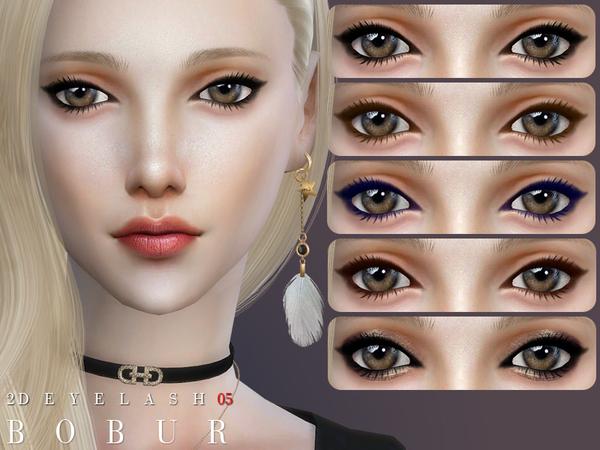 Bobur 2D Eyelash 05
