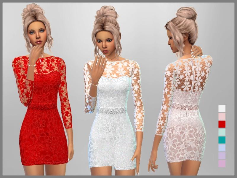 d56b76d37dd9 SweetDreamsZzzzz s Short Lace Dress