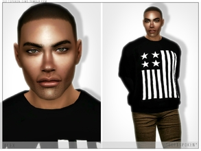 Sims 4 — Alex by Softspoken2 — Hi everyone! I decided to upload another male sim for this week. I did add clothing links