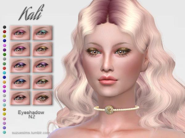 [Suzue] Kali Eyeshadow N2