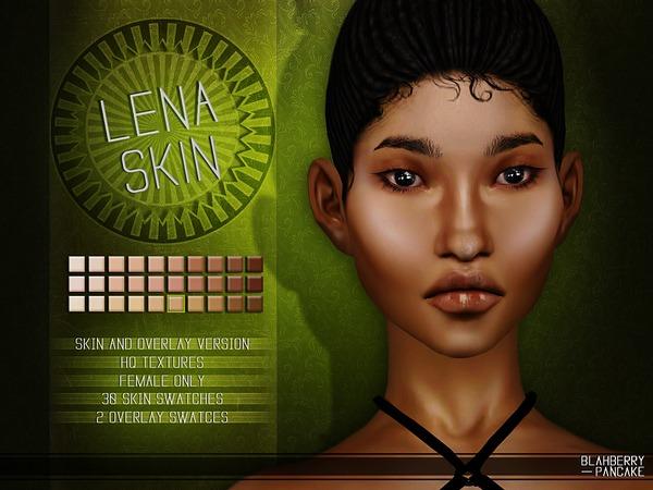 Lena Skin & Overlay