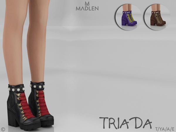 Madlen Triada Shoes