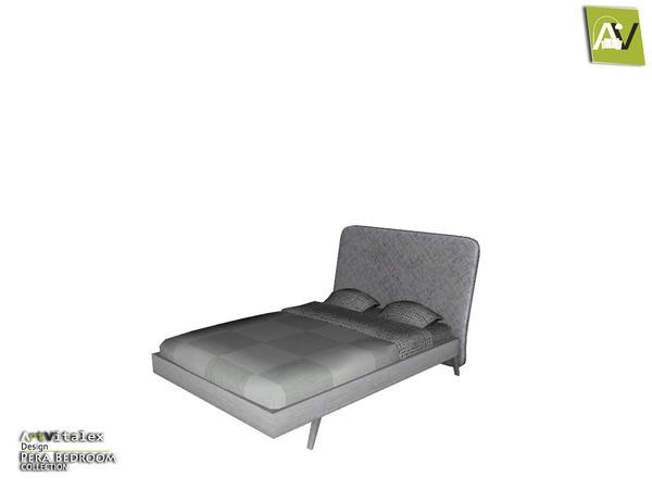 artvitalex 39 s pera bed. Black Bedroom Furniture Sets. Home Design Ideas