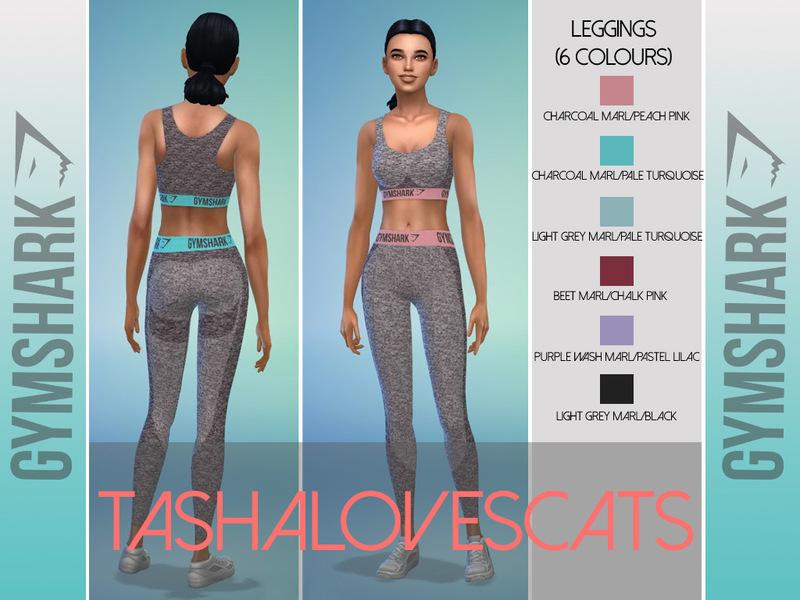 04d6eea065976 tashalovescats' Gymshark Flex Leggings - 6 colours - City Living needed