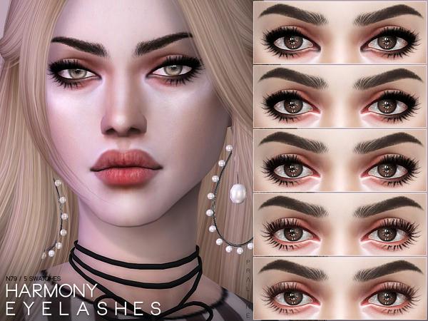 Harmony Eyelashes N79