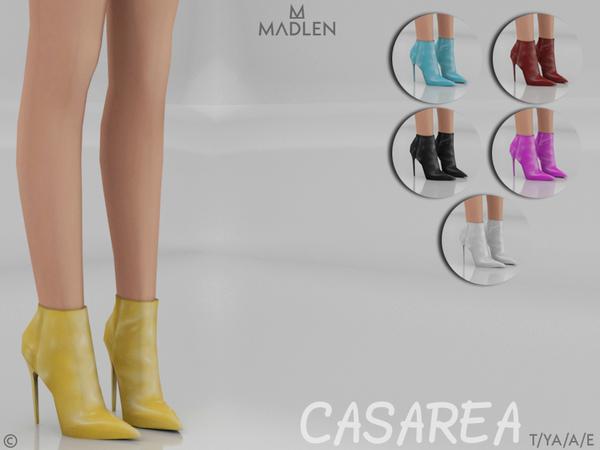 Madlen Casarea Shoes