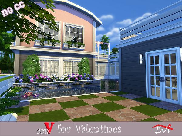V for Valentines 2018