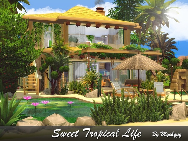 Sweet Tropical Life