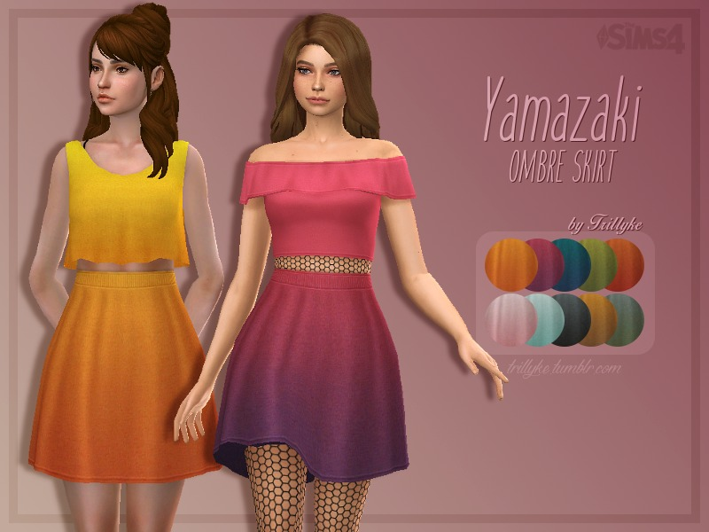 Sims 4 Downloads Ombre