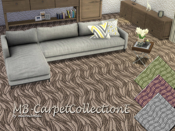 MB CarpetCollectionE