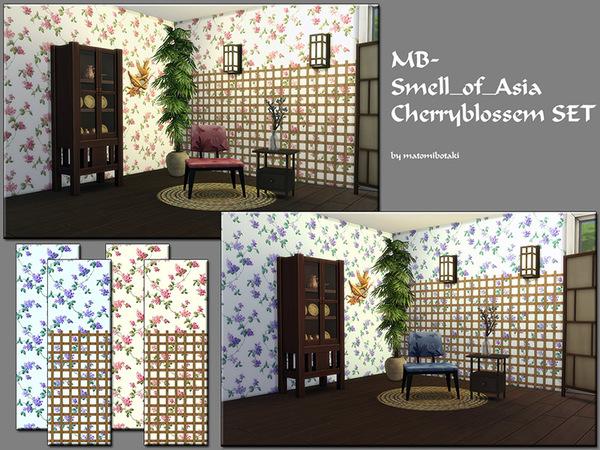 MB Smell of Asia Cherryblossem SET