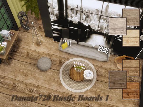 Danuta720 Rustic Boards 1