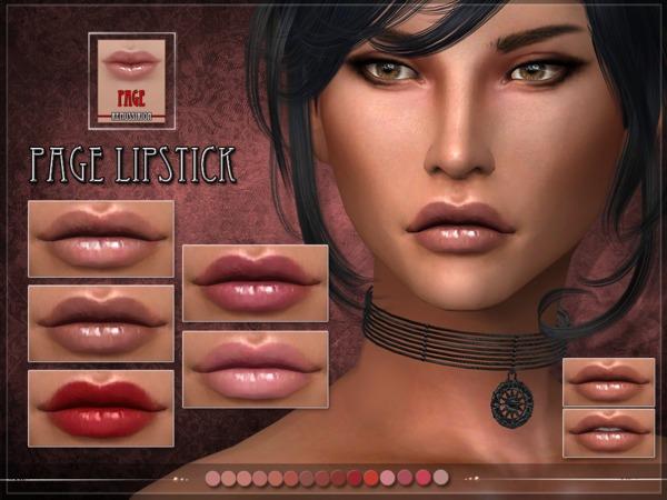 PAGE Lipstick