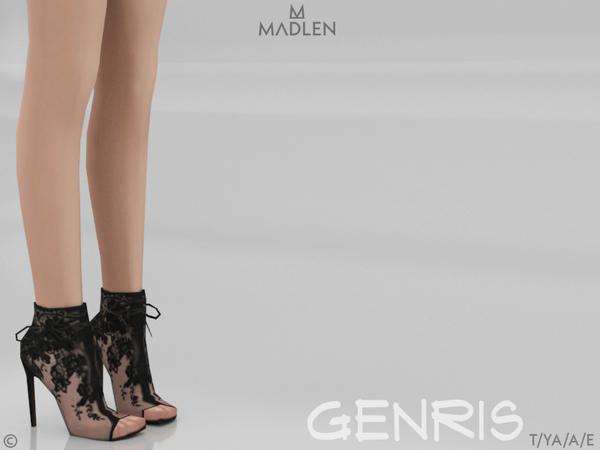 Madlen Genris Boots