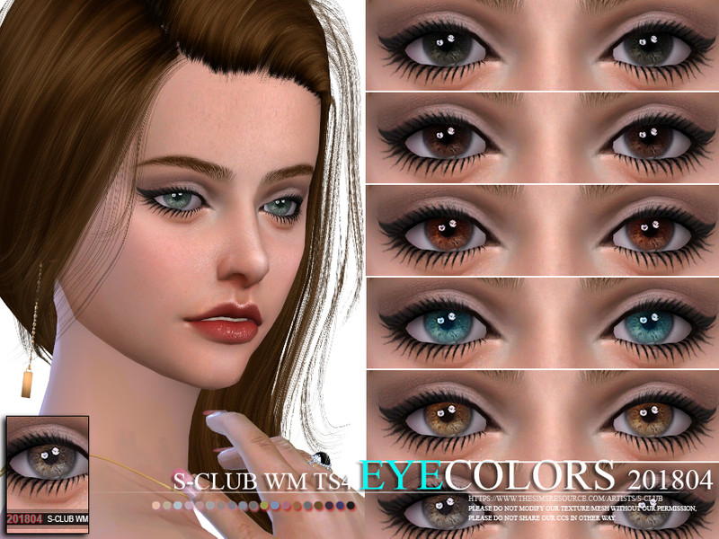796f2e52f91 S-Club WM ts4 Eyecolors 201804