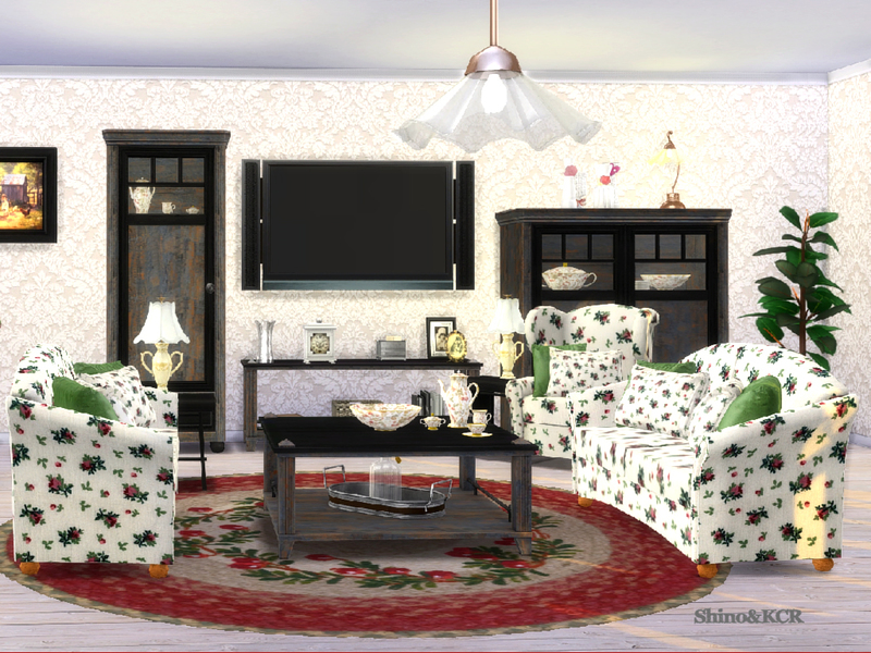 ShinoKCR\'s Country Livingroom