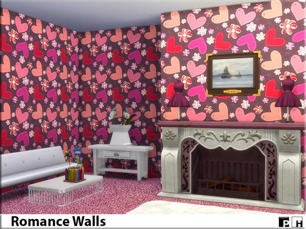 Romance Walls