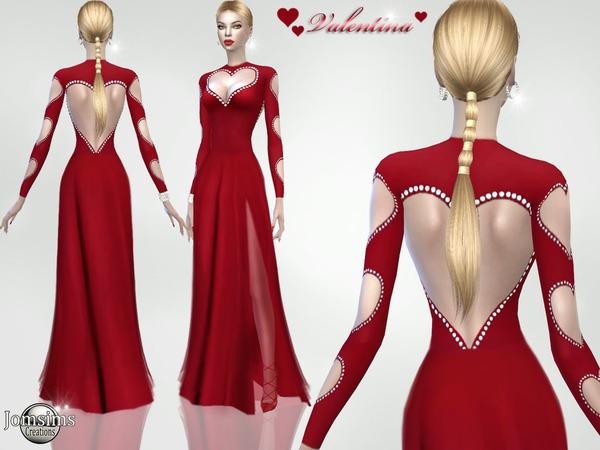 Valentina dress N3