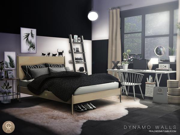 Dynamo Walls