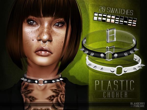 Plastic Choker