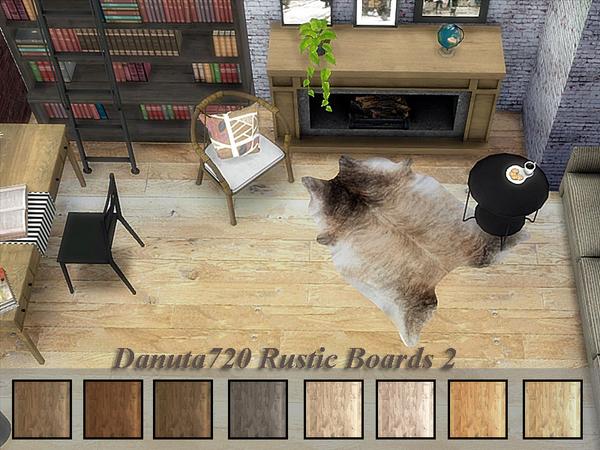 Danuta720 Rustic Boards 2 by Danuta720