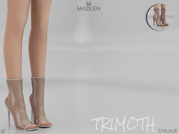 Madlen Trimoth Boots