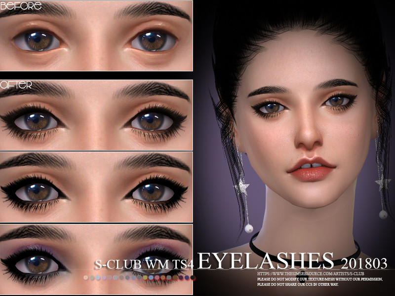 7d83c310331 S-Club WM ts4 eyelashes 201803