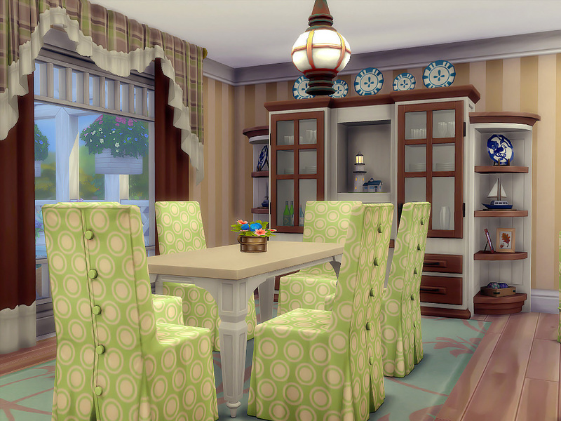 Dogwood Cottage Nocc Los Sims 4 Descarga Simsdom