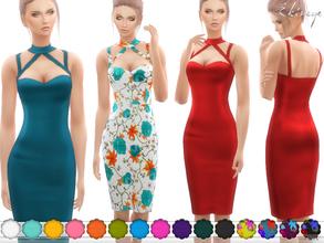293c9e7d7d Dress With Cut Out Neckline