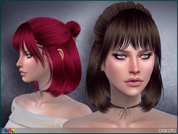 Женские причёски W-600h-450-2911679