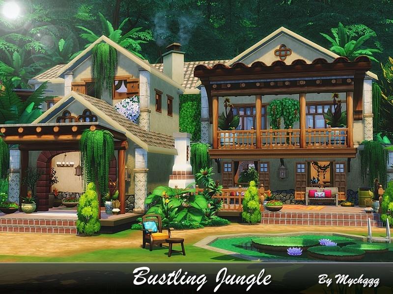 sims 4 jungle adventure download free