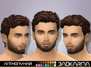 Maxis Match Sims 4 Male Hairstyles