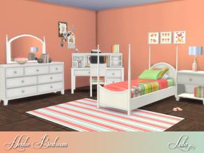 Heidi Bedroom