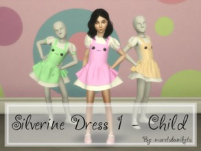 Sims 4 Clothing sets - 'child'
