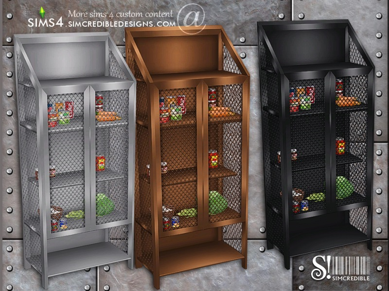 Simcredible S Industrial Kitchen Pantry Fridge