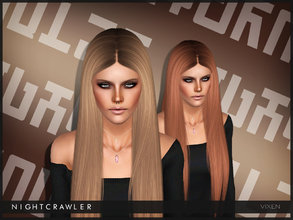 Sims 3 Hair