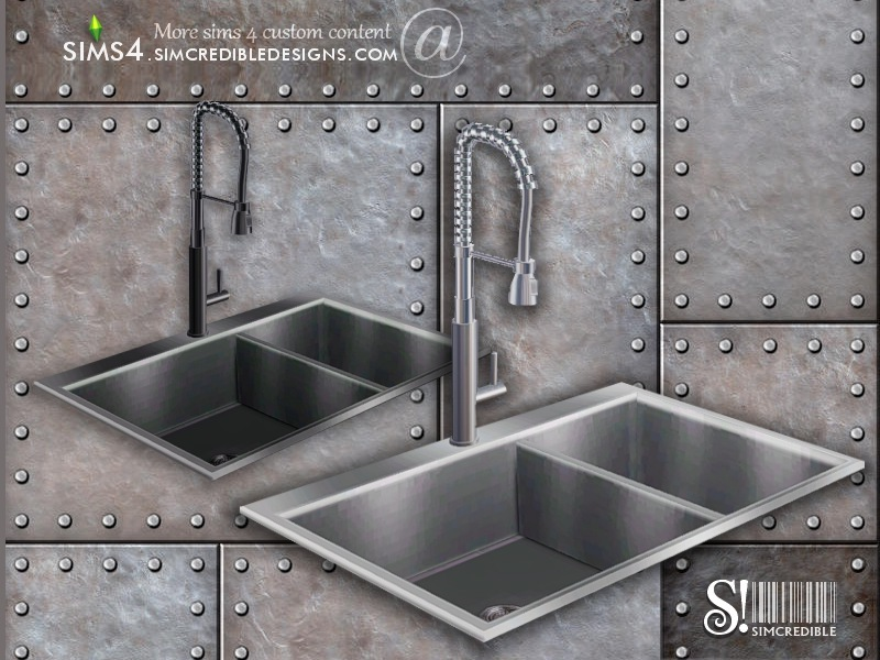 SIMcredible!\'s Industrial Kitchen Sink