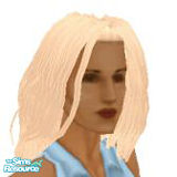 Sims 1 — Break Free - Medium by MaskedRaider — This pack contains six custom heads with a free spirited style that breaks