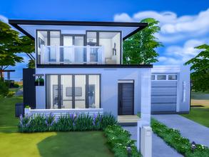 Sims 4 Lots Modern