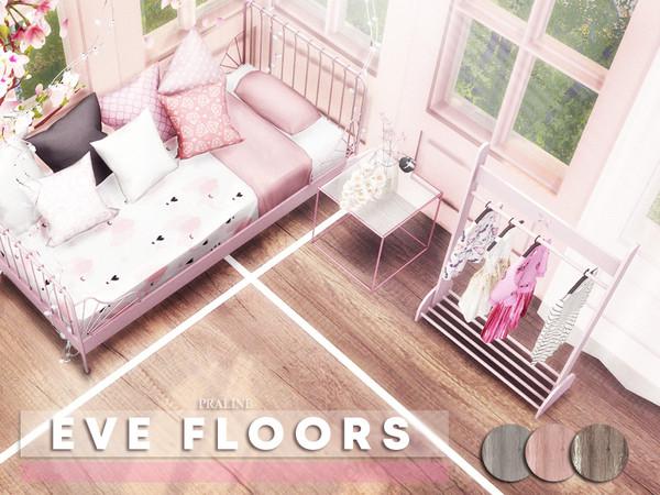EVE Floors by Pralinesims