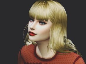 Sims 4 — Taylor Swift by IHAEHAE — Taylor Swift - Get to Work - Get Together - City Living - Outdoor Retreat - Spa Day -