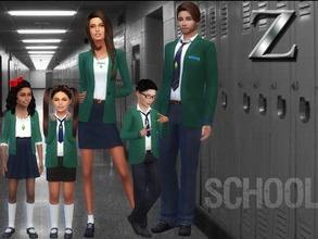 Sims 4 Clothing sets - 'teen'