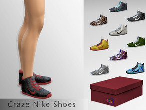 half off ff388 b74e7 Craze Nike Shoes - Spa Day needed