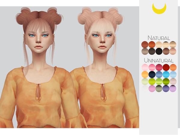 Hair Retexture 68 - LeahLilliths Nyane by Kalewa-a