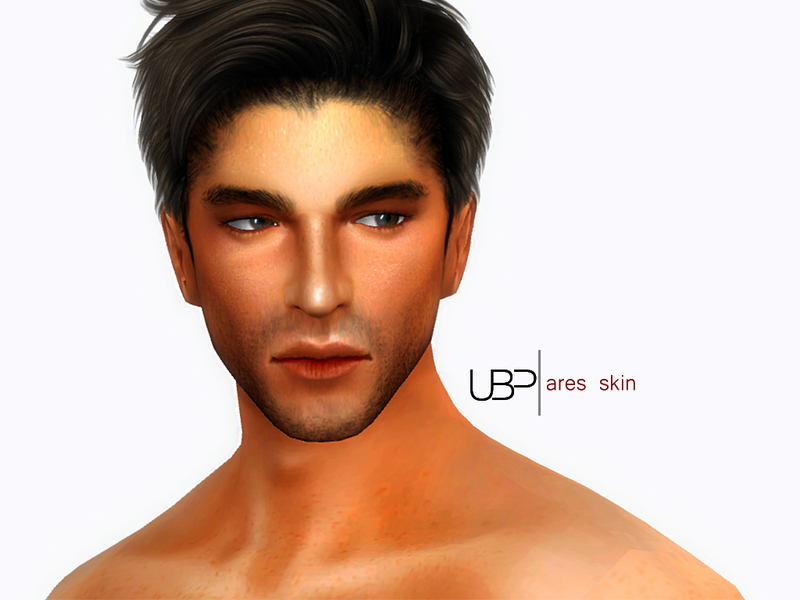 Urielbeaupre's Ares skin