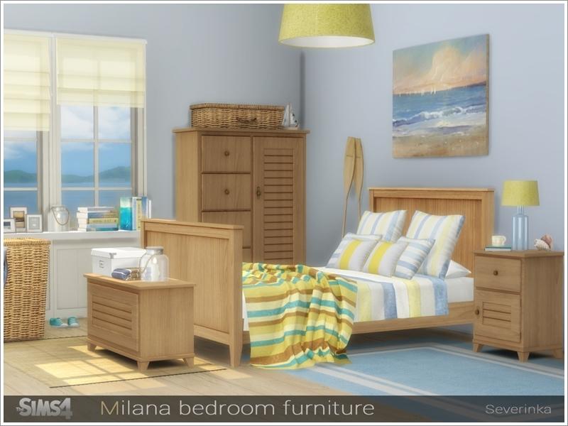 Severinka_\'s Milana bedroom furniture